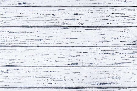 Worn white painted wooden background in high resolution