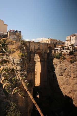 nuevo puente in Ronda