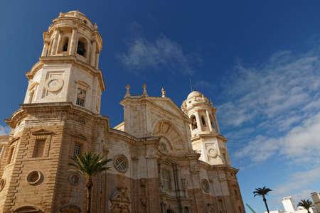 Cathedral of Cadiz 写真素材