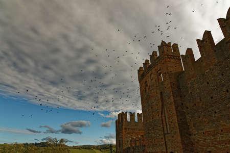castle of Castell 'Arquato