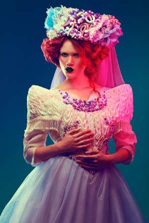 fashion bride photo