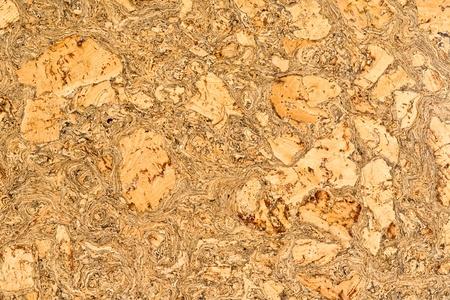 corkboard: Pressed cork texture surface background