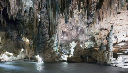 Scenic view of cave, Nerja   Spain
