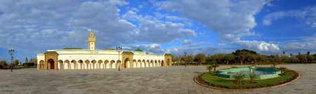 fas: Royal mosque in Rabat  Morocco , also known as  Mosquee Ahl Fas