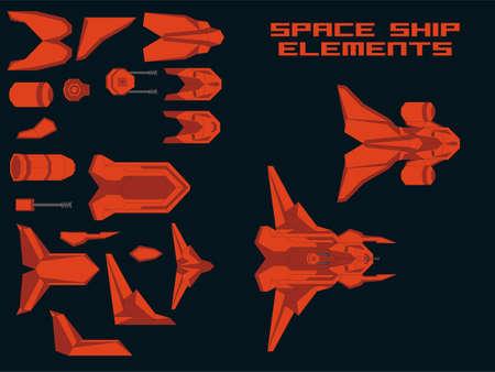 creation kit: Game Spaceship Creation Kit