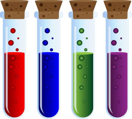 pocima: Prueba Poci�n conjunto tubo vector Vectores