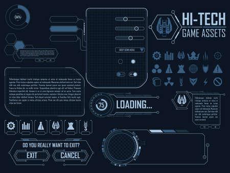 전략 공간 비디오 게임 요소