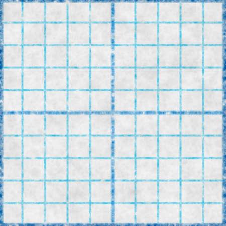 Seamless blueprint pattern illustration