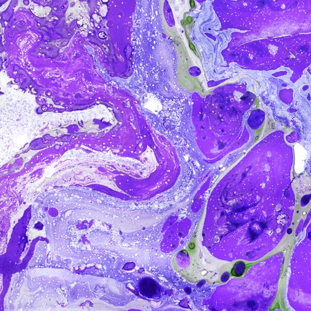 Picture, oil paints: abstract background, hand paintings photo