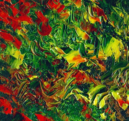 abstract paintings: Picture, oil paints: abstract background, hand paintings