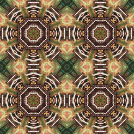 Artistic background, seamless abstract pattern, pastel hand paintings photo