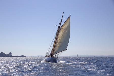 sailingboat: Corsica Classic Regatta 2016