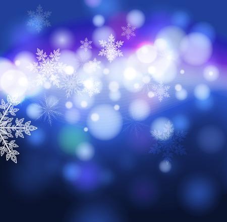 Beautiful christmas background. Ai eps 10. File grouped and layered.