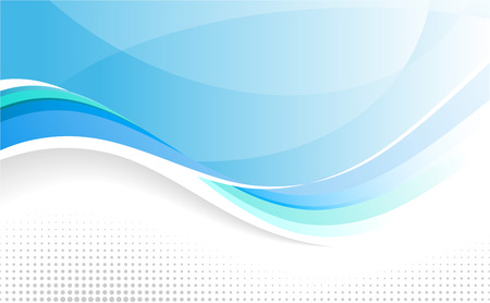 抽象的な波状の背景。