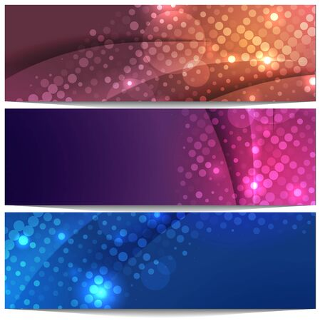 shinny: modern abstract background with shinny halftone pattern. Illustration