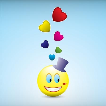 loved smile