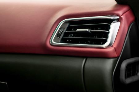 Панель подушка безопасности автомобилей и кондиционер отверстие