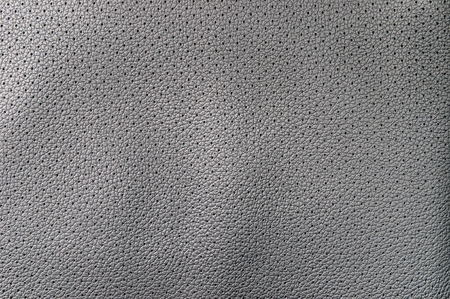 Leather background. Modern car interior detail. Stock Photo