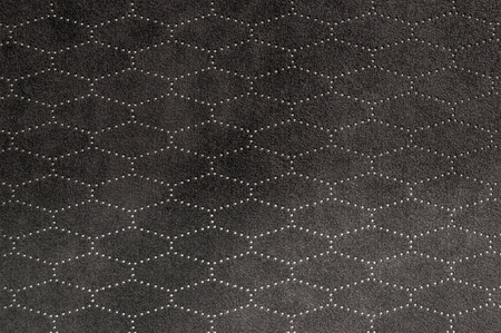 nervure: Car seat leather background. Interior detail.