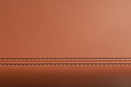 Car interior detail. Leather background with stich. Фото со стока - 94364578