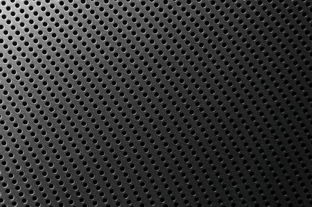 Abstract steel grid. Luxury car interior detail. Фото со стока - 94893789