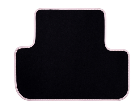 Car mat isolated on white. Interior detail. Фото со стока - 111763436