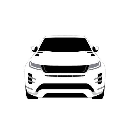 Vector car.