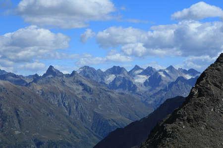 Ridges of the North Caucasus