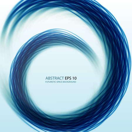 water vortex: Water vortex, whirlpool background Illustration
