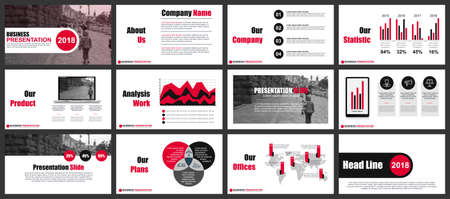 Business presentation slides templates from infographic elements business presentation slides templates from infographic elements can be used for presentation flyer and cheaphphosting Choice Image