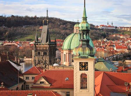 Prag Türme Standard-Bild - 68877933