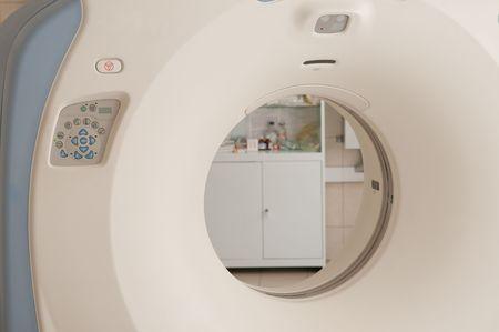 computer tomography: computer tomography diagnostics in medical center