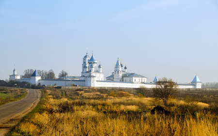 Golden Ring of Russia around Moscow. Nikitskiy monastery in Pereslavl-Zalessky, Yaroslavl Region, Russia Stock fotó