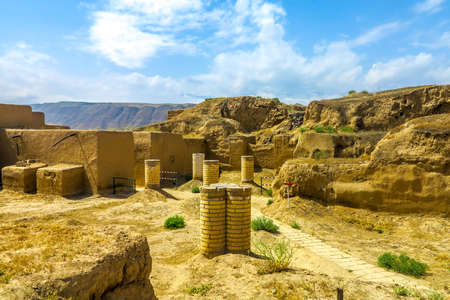 Ashgabat Nusay Ancient Parthian Settlement of Old Nisa