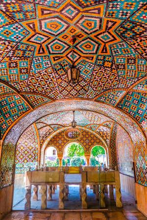 Tehran Golestan Palace Howz Khaneh Pond House Summer Chamber