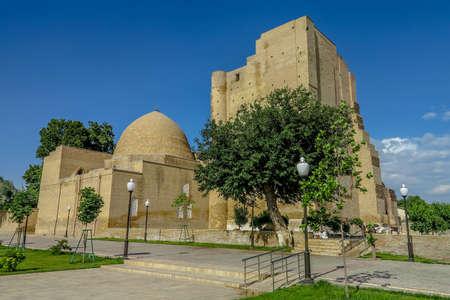 Shahrisabz Ak Saray White Palace Dorus Saodat Complex Viewpoint