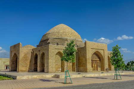 Shahrisabz Ak Saray White Palace Chorsu Bazaar and Baths Building Editöryel