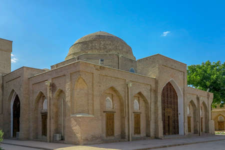 Shahrisabz Ak Saray White Palace Chubin Complex Side Viewpoint