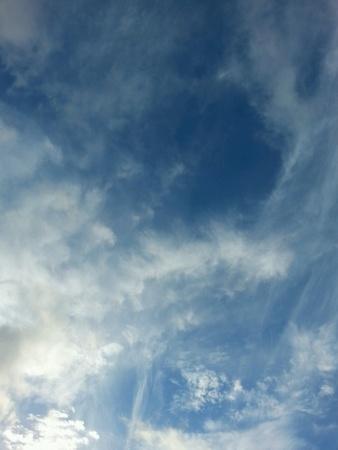 Istantanea del cielo Archivio Fotografico - 25450683
