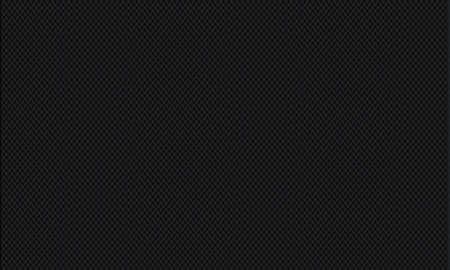 Black background. Black upholstery. Geometric pattern rhombus . Stylish texture. Eps 10 vector