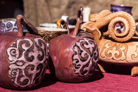 National Kazakh souvenir - apple Almaty