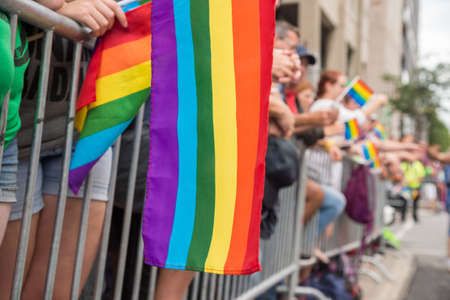 LGBT parade and celebration