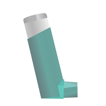 inhaler: Inhaler for asthma and other respiratory diseases