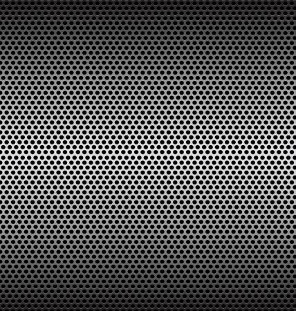 Carbon textura de fibra. Seamless textura vector de lujo. Fondo abstracto de tecnología
