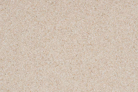 Background made of white decorative sand.  photo