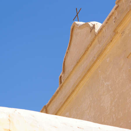 Ancient church in Catherines Monastery, Sinai, Egypt