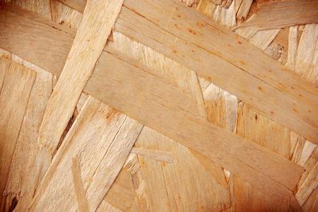 Wood chipboard background  photo