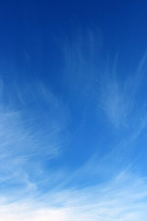 The blue sky and white clouds Stock Photo - 16980611