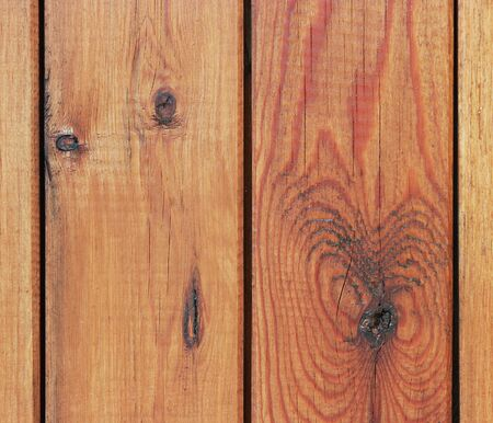 Brown wooden planks in a row  Wood