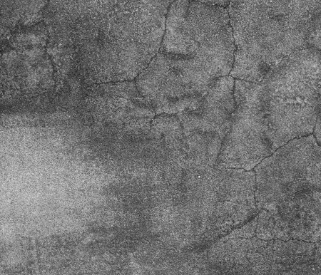 Grey concrete wall with scratches. Old concrete wall. Stock Photo - 18422224